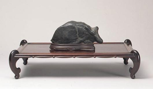"Gagyu-ishi (""Sleeping Ox Stone"")"
