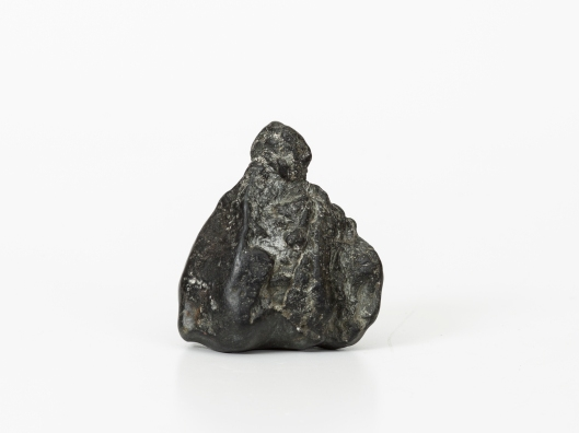Figure Stone - Seated person - Japanese - 6x4x6cm - $75